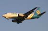 Ukraine International Airlines Boeing 737-5Y0 Borispol - Kiev - (UKBB / KBP), Ukraine UR-GAJ cn:25192/2262 ������ 5, 2005  Alexey Oleynik