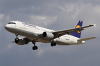 Lufthansa Airbus A320-211 Borispol - Kiev - (UKBB / KBP), Ukraine D-AIPW cn:137 Май 9, 2008  Andrew Porev