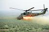 Ukraine - Army Mil Mi-24V Off-Airport, Ukraine 40 YELLOW cn: 1999  Knevich