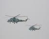 Ukraine - Army Mil Mi-24P Vasilkov - (UKKW / WKW), Ukraine 10 YELLOW cn: Август 24, 2008  Yura