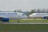 Donbassaero Airbus A320-233 Borispol - Kiev - (UKBB / KBP), Ukraine UR-DAC cn:733 Май 4, 2008  Agarkov G. aka Pilat