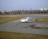 Elbe Air Raytheon Hawker 850XP Osnova - Kharkov - (UKHH / HRK), Ukraine D-CLBH cn:258812 ������� 4, 2008  Tetiana Kovkina