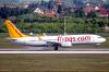 Pegasus Airlines Boeing 737-82R Leipzig Halle - Leipzig - (EDDP / LEJ), Germany TC-AAE cn:35700/2435 ������ 25, 2009  UDO