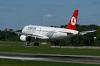 Turkish Airlines Airbus A320-232 Danylo Halytskyi - Lviv - (UKLL / LWO), Ukraine TC-JPI cn:3208 Август 20, 2009  ASince88