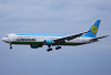 Uzbekistan Airways Boeing 767-33P(ER) Borispol - Kiev - (UKBB / KBP), Ukraine VP-BUF cn:33078/928 Сентябрь 7, 2010  Dmitro Kochubko