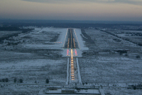 Airport Airport Gostomel (Antonov) - Kiev - (UKKM / GML), Ukraine  cn: ������ 24, 2008  Alexander Deniskin