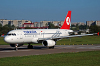 Turkish Airlines Airbus A320-232 Danylo Halytskyi - Lviv - (UKLL / LWO), Ukraine TC-JPA cn:2609 Сентябрь 21, 2009  Taras Ilkiv