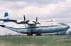Kharkov State Aircraft Manufacturing Company Antonov An-12BP Osnova - Kharkov - (UKHH / HRK), Ukraine UR-11819 cn:6344009 ������ 14, 1998  Alexander Datsenko