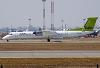 Air Baltic De Havilland Canada DHC-8-402Q Dash 8 Borispol - Kiev - (UKBB / KBP), Ukraine YL-BAH cn:4296 ���� 30, 2011  Dmitro Kochubko