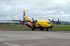 Natalco Air Lines Antonov An-12BK Maya-Maya - Brazzaville - (FCBB / BZV), Congo TN-AID cn:8345504 Март 17, 2009  Alexandr Lazarev
