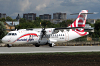 EuroLOT ATR 42-500 Sknilov - Lviv - (UKLL / LWO), Ukraine SP-EDH cn:602 �������� 9, 2011  Volodymyr Moroz