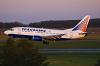 Transaero Airlines Boeing 737-524 Borispol - Kiev - (UKBB / KBP), Ukraine VP-BYP cn:28927/3074 Сентябрь 25, 2011  Vasiliy Koba