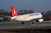 Turkish Airlines Airbus A319-132 Danylo Halytskyi - Lviv - (UKLL / LWO), Ukraine TC-JNT cn:4665 Ноябрь 24, 2011  Taras Ilkiv