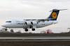 Lufthansa CityLine Avro 146-RJ85 Danylo Halytskyi - Lviv - (UKLL / LWO), Ukraine D-AVRJ cn:E2277 ������ 2, 2012  Oleg Volkov