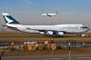Cathay Pacific Airways Boeing 747-467 Frankfurt Main - Frankfurt - (EDDF / FRA), Germany B-HUF cn:25869/993 ������ 17, 2012  Vladimir Mikitarenko