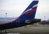 Aeroflot - Russian Airlines Airbus A320-214 Simferopol - (UKFF / SIP), Ukraine VP-BKY cn:3511 Февраль 16, 2012  UR-SDV