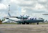 SRX Transcontinental Antonov An-12BP Opa Locka Executive - Miami - (KOPF / OPF), USA UK-12005 cn:4342103 ��� 27, 2012  IvanFL