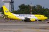Mistral Air Boeing 737-33A(QC) Linate - Milan - (LIML / LIN), Italy EI-DVC cn:25426/2172 Май 24, 2012  Alexander Datsenko
