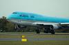 Korean Air Boeing 747-4B5 Ruzyne - Prague - (LKPR / PRG), Czech Republic HL7490 cn:27177/1019 Октябрь 5, 2012  DimonK