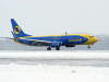 AeroSvit - Ukrainian Airlines Boeing 737-84R Borispol - Kiev - (UKBB / KBP), Ukraine UR-AAO cn:38120/4018 ������� 12, 2012  crimerius