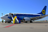 Ukraine International Airlines Boeing 737-5L9 Odessa-Central - Odessa - (UKOO / ODS), Ukraine UR-GBB cn:28995/2947 Май 1, 2013  Sergey Smolentsev