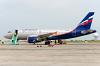 Aeroflot - Russian Airlines Airbus A319-111 Dnepropetrovsk - Dnipro - (UKDD / DNK), Ukraine VP-BWJ cn:2179 Июнь 15, 2013  Pavel Kapustin