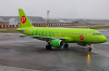 S7 Airlines Airbus A319-114 Domodedovo - Moscow - (UUDD / DME), Russia VP-BHP cn:2618 Ноябрь 5, 2013  MalyarenkoV