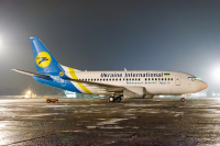 Ukraine International Airlines Boeing 737-5Y0