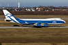 AirBridgeCargo Boeing 747-46NERF Leipzig Halle - Leipzig - (EDDP / LEJ), Germany VP-BIG cn:35420/1395 Декабрь 31, 2013  Vladimir Mikitarenko