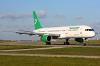 Turkmenistan Airlines Boeing 757-22K Borispol - Kiev - (UKBB / KBP), Ukraine EZ-A011 cn:28336/725 Октябрь 31, 2013  Dmitro Kochubko
