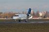 Untitled Bombardier CL-600-2B16 Challenger 605 Zhulyany - Kiev - (UKKK / IEV), Ukraine D-ASHY cn:5926 ������� 17, 2014  RR
