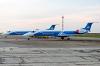 Dniproavia Embraer ERJ-145LR Dnepropetrovsk - (UKDD / DNK), Ukraine UR-DNT cn:145709 ������ 17, 2014  Pavel Kapustin