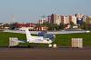Untitled Cessna 172S Skyhawk SP Zhulyany - Kiev - (UKKK / IEV), Ukraine UR-ENG cn:172S8056 ������ 25, 2014  Dmitry Sidorov