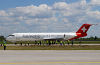 Helvetic Airways Fokker 100 (F-28-0100) Borispol - Kiev - (UKBB / KBP), Ukraine HB-JVC cn:11501 Июль 5, 2014  crimerius