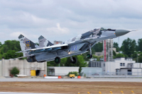 Ukraine - Air Force Mikoyan-Gurevich MiG-29 (9-13) Sknilov - Lviv - (UKLL / LWO), Ukraine 02 BLUE cn:2960729049 ��� 2012  Taras Ilkiv