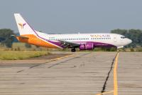 YanAir Boeing 737-3Z0 Gavrishevka - Vinnitsa - (UKWW / VIN), Ukraine 5Y-CCR cn:27521/2738 ������ 14, 2014  Vitaliy Trubnikov
