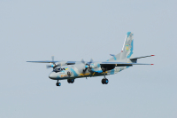 Ukraine - Air Force Antonov An-26 Borispol - Kiev - (UKBB / KBP), Ukraine 05 YELLOW cn:8206 ������ 30, 2014  Igor Lesiv