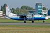 Motor Sich Airlines Antonov An-24RV Zhulyany - Kiev - (UKKK / IEV), Ukraine UR-MSI cn:27307608 �������� 5, 2014  Vasiliy Koba