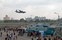 Ukraine - Air Force Antonov An-26 Zhulyany - Kiev - (UKKK / IEV), Ukraine 05 YELLOW cn:8206 �������� 27, 2014  Vasiliy Koba