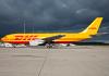 DHL (European Air Transport - EAT) Airbus A300B4-203F Stuttgart - (EDDS / STR), Germany OO-DLU cn:289 Июль 8, 2008  Torsten Maiwald