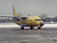 Antonov Design Bureau Antonov An-140 Svyatoshino - Kiev - (UKKT), Ukraine UR-NTP cn:0103 ������� 1997  Andriy Zukhar