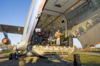 Ukrainian Cargo Airways Ilyushin Il-76T Zhulyany - Kiev - (UKKK / IEV), Ukraine UR-UCI cn:083414444 ������� 18, 2014  Vitaliy Nesenyuk