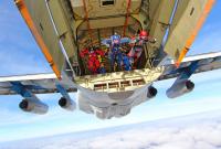 Ukraine - Air Force Ilyushin Il-76MD Melitopol - (UKDM), Ukraine 76699 cn:0063471131 ������� 22, 2014  Sobakin