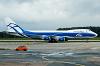 AirBridgeCargo Boeing 747-4KZF/SCD Domodedovo - Moscow - (UUDD / DME), Russia VQ-BHE cn:36784/1411 �������� 2, 2014  Grichkov Aleksei