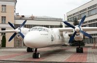 National Aviation University Antonov An-26 National Aviation University - Kiev, Ukraine UR-26194 cn:0202 ������� 21, 2014  Olexandr Nasushnyi