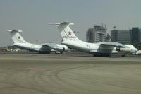 Russia - Air Force Ilyushin Il-78 Cairo Intl - Cairo - (HECA / CAI), Egypt RF-94290 cn: ������� 29, 2014  Flo Weiss