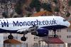 Monarch Airlines Airbus A320-214 Gibraltar - (LXGB / GIB), Gibraltar G-OZBK cn:1370 ���� 10, 2014  Dmitry Kornilov