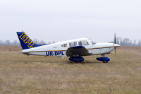 Private Piper PA28-236 Kamianka - Dnepropetrovsk, Ukraine UR-DPL cn:28-8611002 ������ 22, 2014  Pavel Kapustin