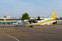 Ukraine - Air Force Antonov An-26 Vita Dnepropetrovsk - (UKDD / DNK), Ukraine 25 BLUE cn:5406 ��� 15, 2014  Pavel Kapustin