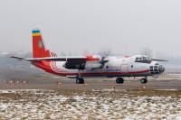 Ukraine - Emergency Service Antonov An-30 Zhulyany - Kiev - (UKKK / IEV), Ukraine 12 BLUE cn:03-02 ������� 16, 2014  Yuriy Kashirin